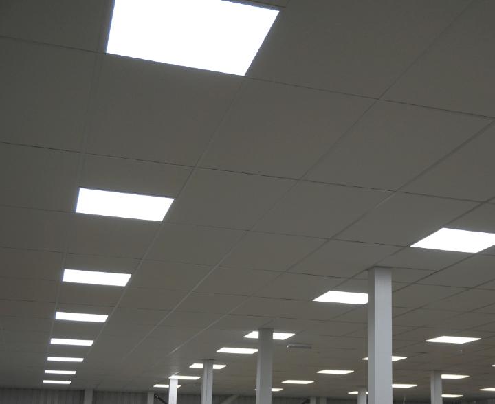 Mezzanine Floor Fire Rating And Lighting