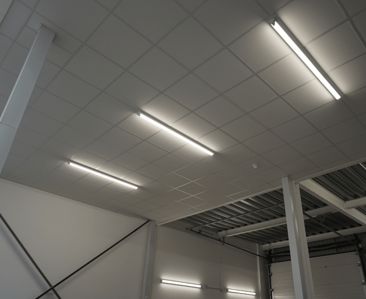 Mezzanine Floor Fire Rated Ceiling