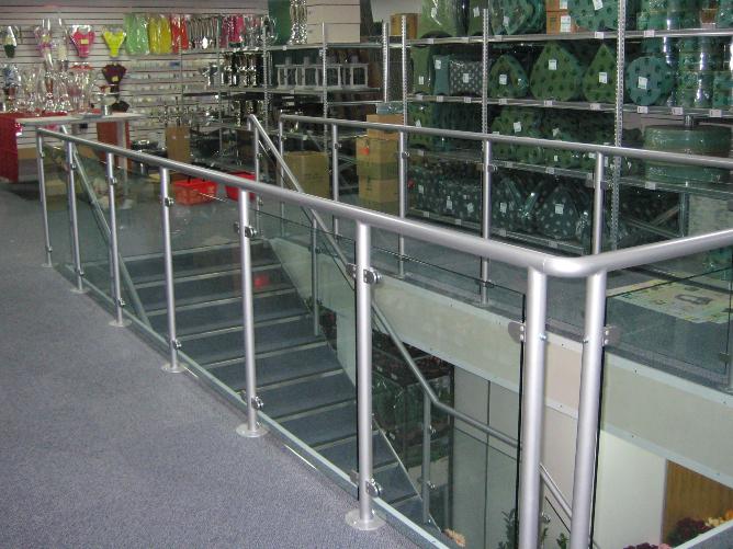 Retail Mezzanine Flowervision
